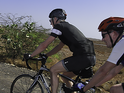 Cycling Cape Verde